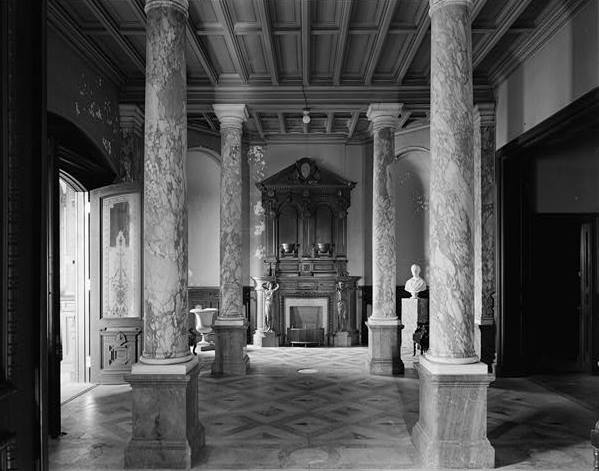 Interior Pictures 2 Lockwood Mathews Mansion Norwalk