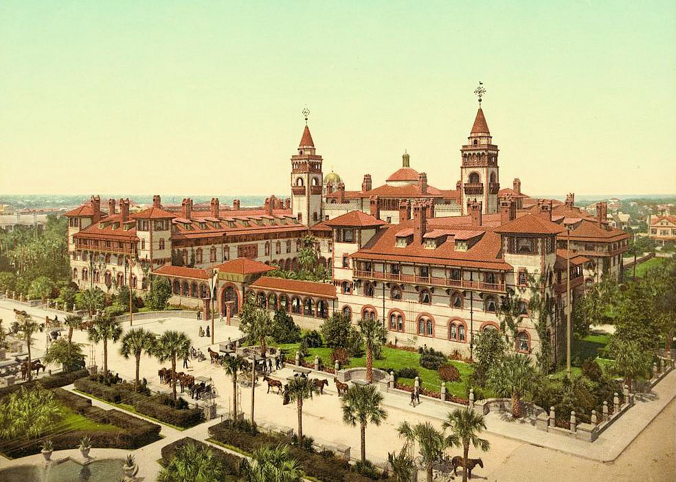 New Hotels In St Augustine Fl