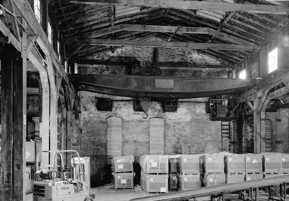 Building Pictures 1 Roots Blower Company Connersville Indiana