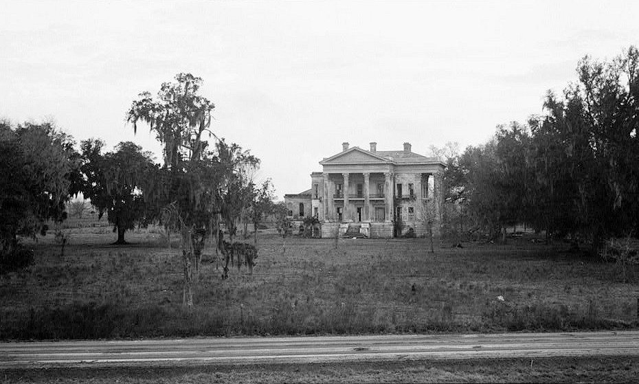 Historic plantations and farms Louisiana plantation house plans