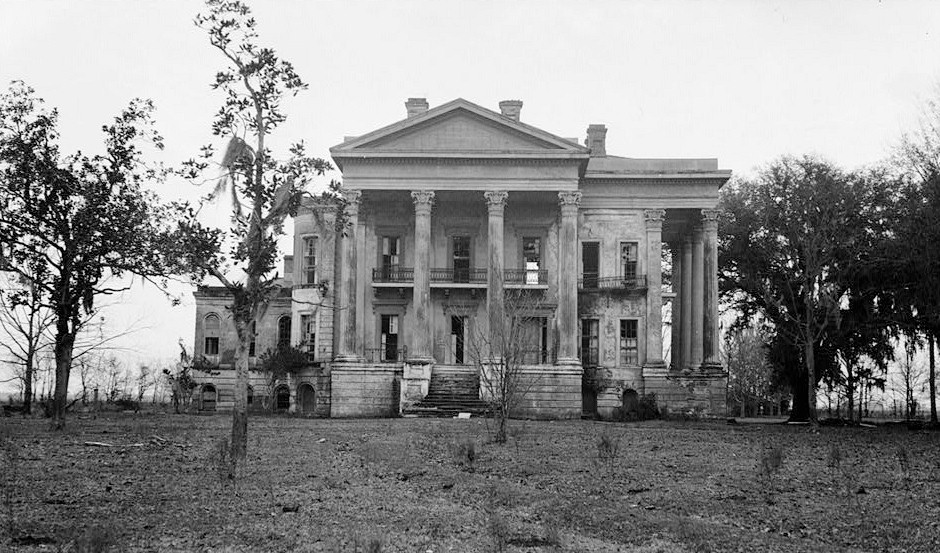 pictures 1 belle grove plantation mansion, white castle louisiana