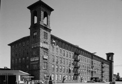 Historic Industrial Buildings