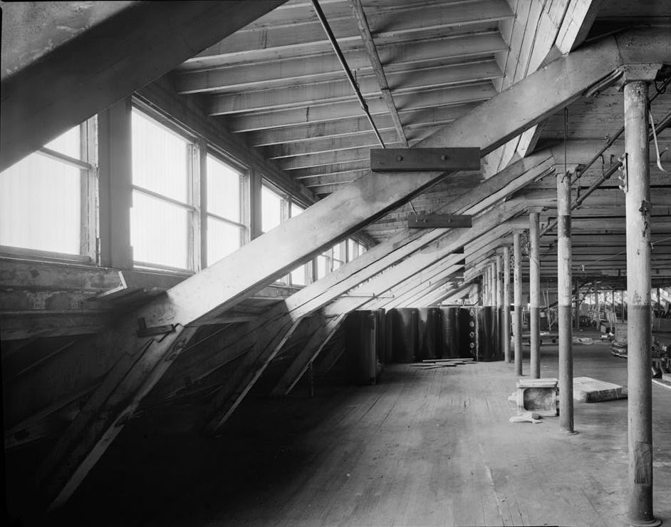 Interior Pictures Pemberton Mill Lawrence Massachusetts