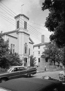 Historic Chruch Buildings