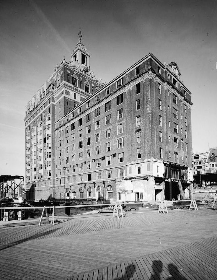 The Shelburne Hotel, Atlantic City New Jersey