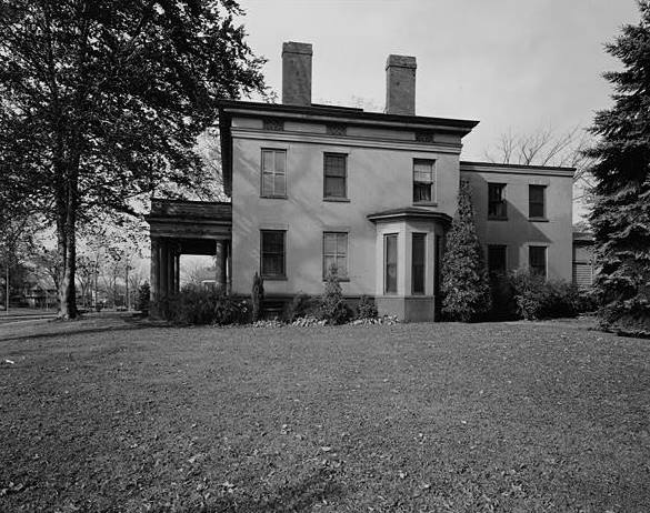 Pictures Lindley M Moore House Rochester New York