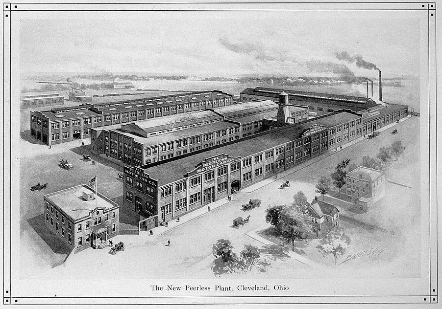 the peerless starch company of blair indiana