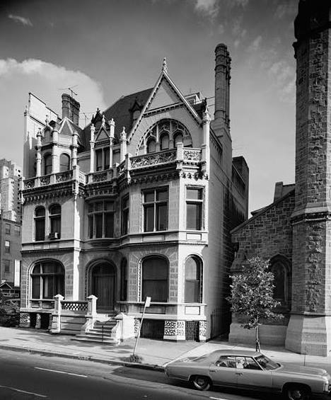 Scott Wanamaker House Philadelphia Pennsylvania