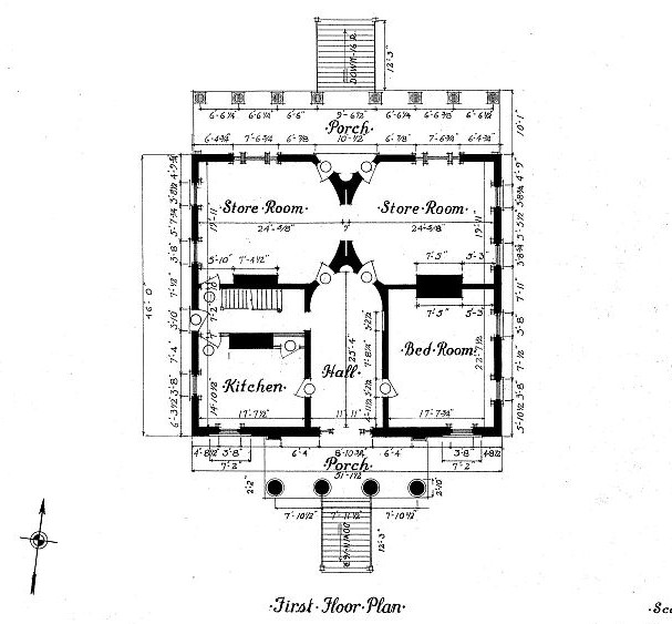 Genial First Floor Plan