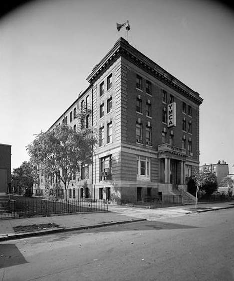 Pictures 1 Twelfth Street Ymca Building Anthony Bowen