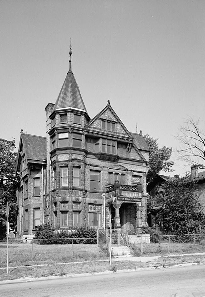 Alfred Uihlein House, Milwaukee Wisconson