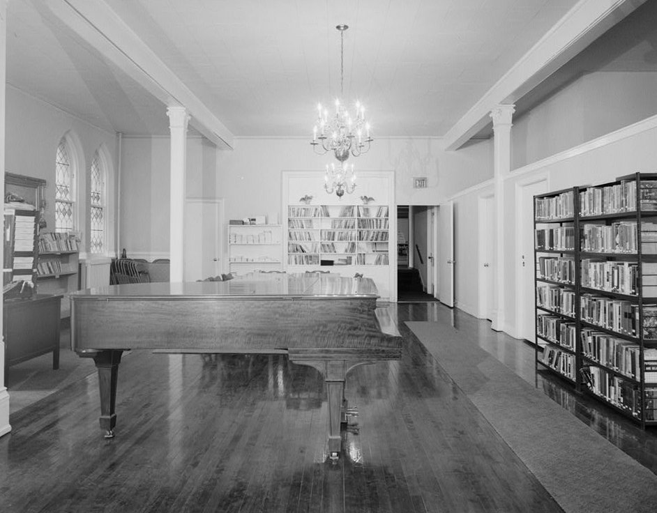 First Unitarian Church Interior Pictures